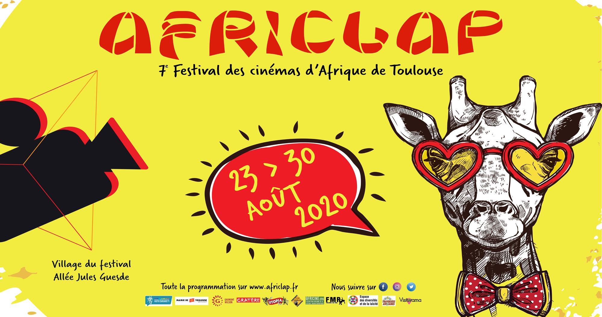 Africlap du 27 au 30 août