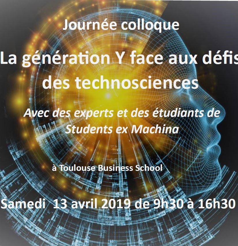 La génération Y face aux défis des technosciences
